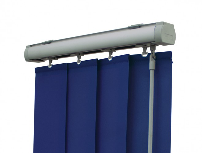 Vertical Blinds Headrails