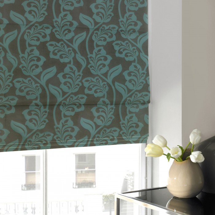 Roman Blinds - Traditional