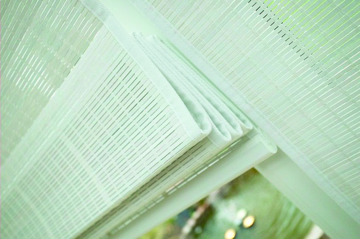 Woven Wood Blinds - Pinoleum