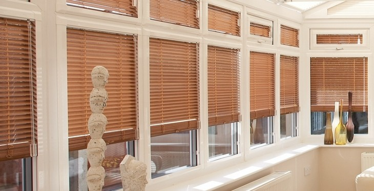 Louvolite Conservatory Blinds