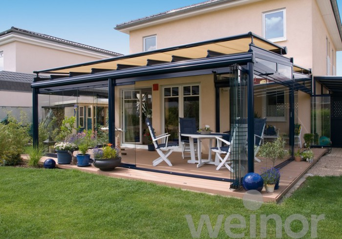 Conservatory Roof Awnings