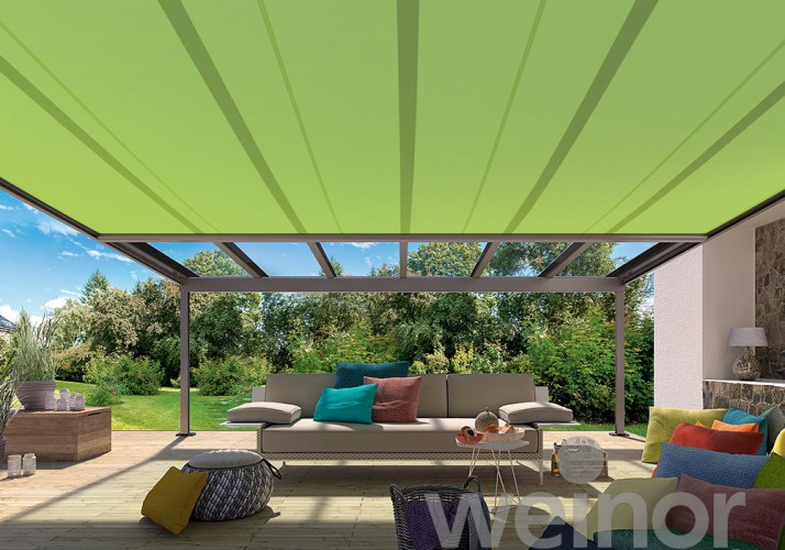 External Blinds Weinor Terrazza Awning