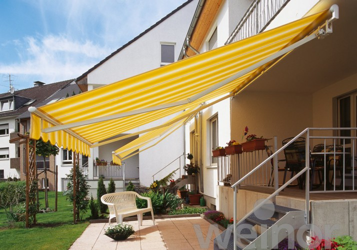 Weinor Topas Awnings