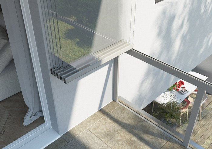 Weinor Glass Sliding Door W17-C