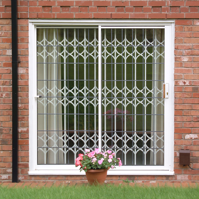 Security Grilles And Gates At Penumbra Blinds In Kent