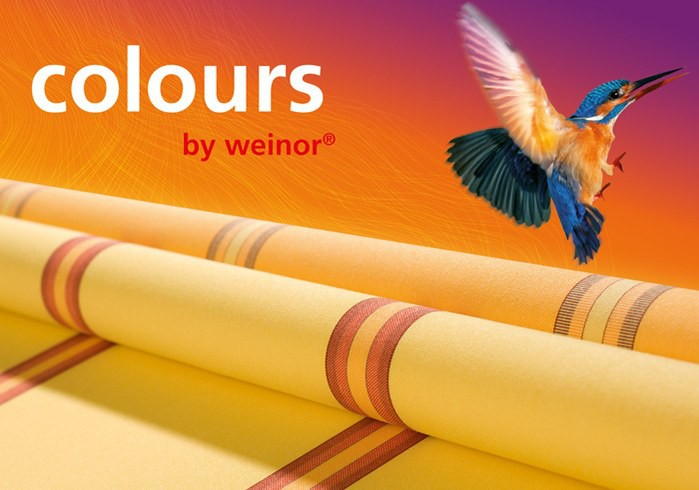Awning Fabric Colours