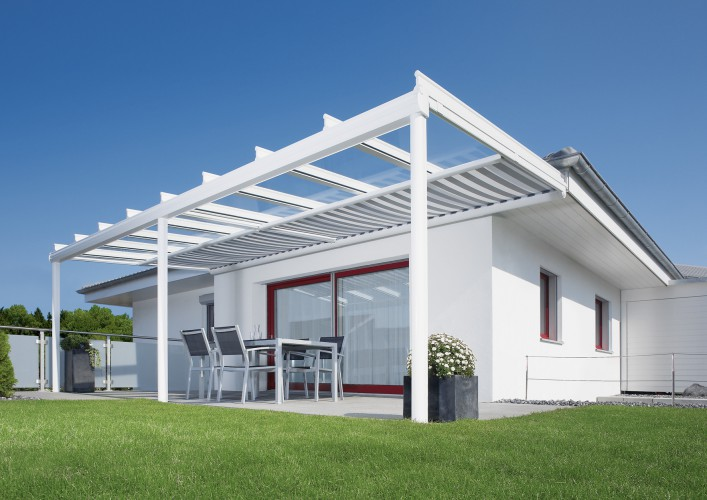 Weinor Terrazza Awning External Blinds