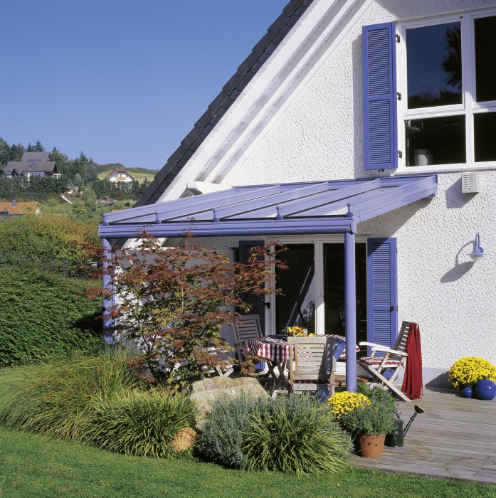 Awning Frame Colours