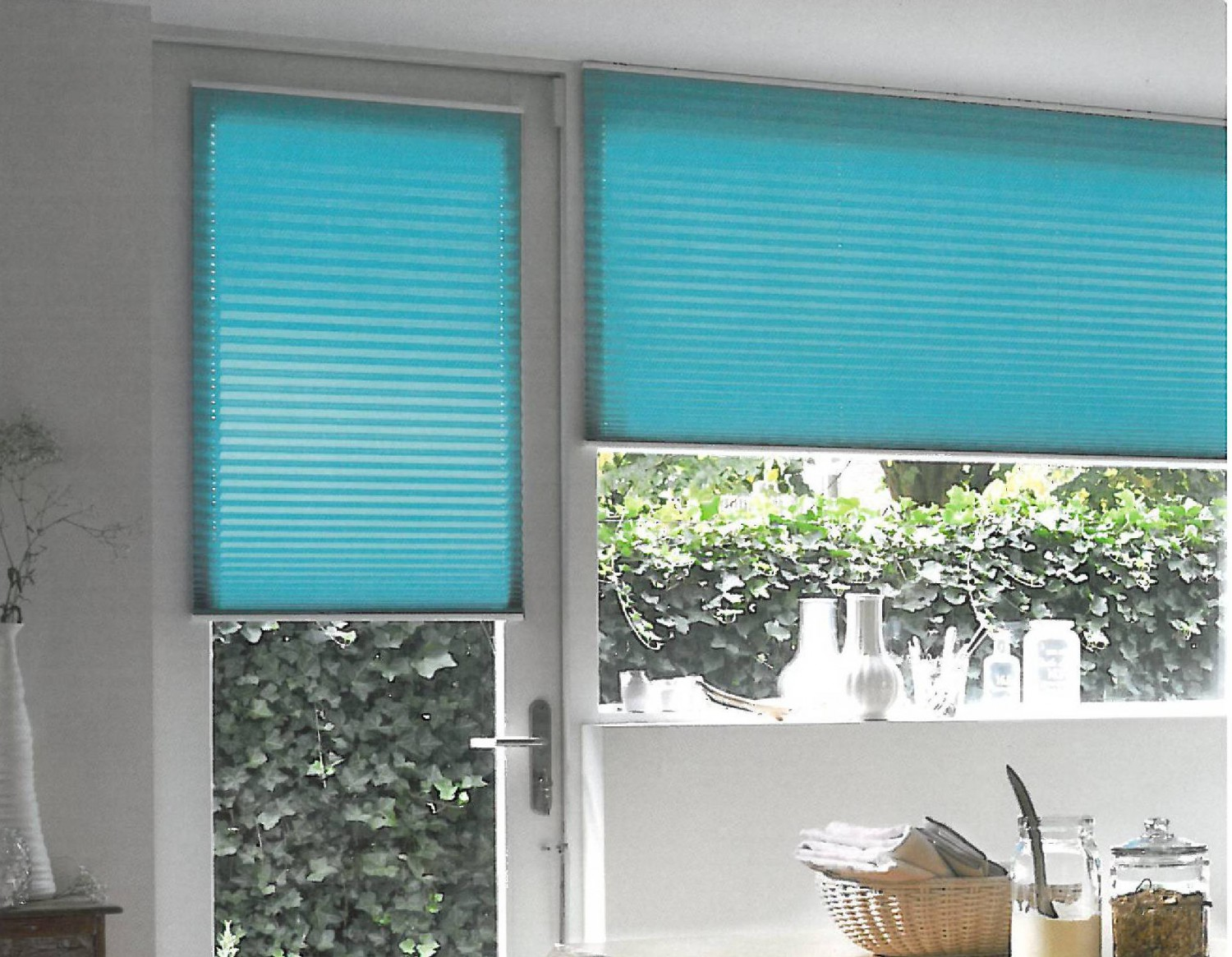 Luxaflex Plisse Tailored Pleated Blinds At Penumbra Kent
