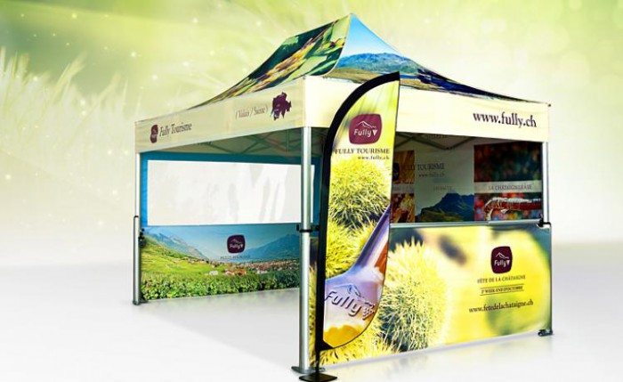 Gazebo - Digital Printing